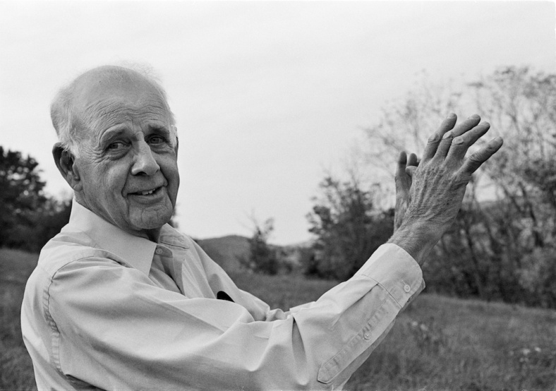 Wendell Berry (Photo by Guy Mendes)